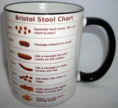 bristol stool chart ceramic mug amazon co uk kitchen u0026 home