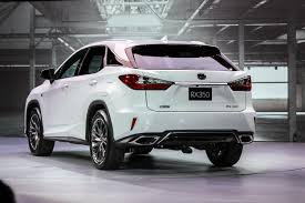 lexus rx 2018 redesign forget business trips the 2016 lexus rx is for painting the town red