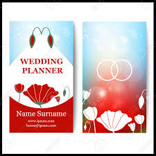 wedding planner business 8 designs for wedding planner business cards design trends