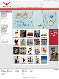 free homepage for website design entry 9 by hasithacj for website design for gifts and souvenirs