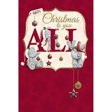 126 best me to you christmas cards images on pinterest tatty