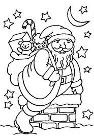 into pit santa coloring page christmas coloring pages of