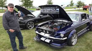 2012 Mustang Shelby 2012 Mustang Shelby Gt 500 Super Swap To Look Like 1967 Mustang Gt
