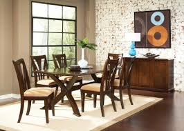 casual dining room sets buy casey casual dining room set by steve silver from
