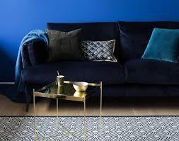 canapé velours bleu nettoyer canapé velours source d inspiration canapé velours bleu
