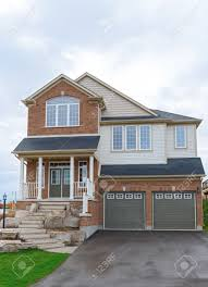 new two storey house in canada ontario cambridge new houses