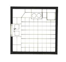 kitchen floor plans free collections of design a kitchen floor plan for free free