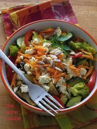 cuisiner brocolis a la poele poêlée de légumes tofu et curcuma une autre cuisine