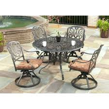 Patio Dining Sets Walmart Patio Dining Sets Home Depot Wicker Table Seats 8