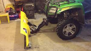 arctic cat atv winch problem solved youtube