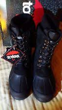 totes s winter boots size 11 totes winter s boots ebay
