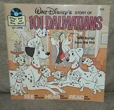 101 dalmatians book disneyana ebay
