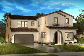 one story stucco house exterior style house design and modern