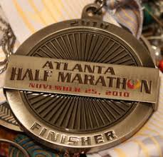 gallery category image atlanta half marathon medal 2010
