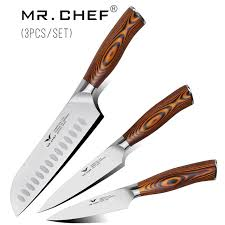 kitchen cutlery knives professional knife set japanese chef knives kit german steel