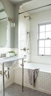bathroom bright look bathroom modern vintage shower room wooden
