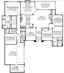 five bedroom home plans five bedroom ranch house plans zdrasti club