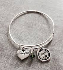 goddaughter charm bracelet the between a godmother and goddaughter is forever expandable