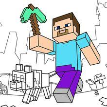 creepers pdf printable coloring minecraft emma 10th bday