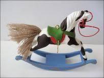 hallmark keepsake ornaments rocking collectors series 14