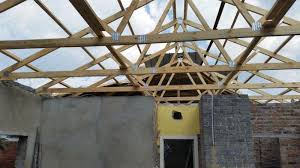 prefabricated roof trusses fitting pre fabricated timber roof trusses and chromadek ibr kliplok