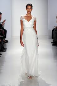Chiffon Wedding Dresses Silk Chiffon Bridesmaid Dresses Kzdress