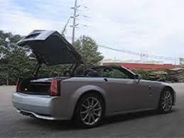 cadillac xlr hardtop convertible 2009 cadillac xlr v retracting hardtop