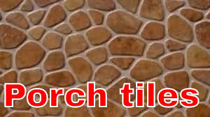 porch tiles youtube