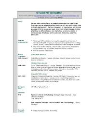 Objectives Examples For Resumes by 19 Resume Objectives Samples Sales Promoter Cover Letter