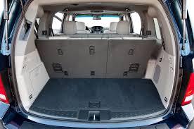 gmc yukon trunk space honda pilot cargo space 2019 2020 car release date