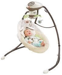 Grandma In Rocking Chair Clipart Amazon Com Fisher Price Deluxe Bouncer My Little Snugabunny