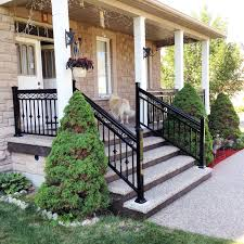 vaughan porch railing styles toronto woodbridge completed jobs