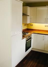 Wren Kitchen Cabinets Gloss White Slab Kitchen