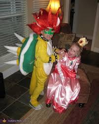 Mario Costumes Halloween Super Mario Bowser Costume
