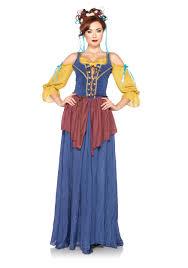 Renaissance Halloween Costume Women U0027s Renaissance Wench Costume