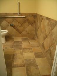 bathroom with wainscoting ideas remarkable bathroom tile wainscoting ideas pics ideas andrea outloud