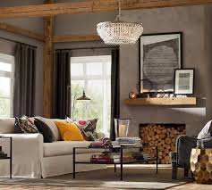 interior designs impressive pottery barn living room decoration