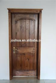 Single Patio Door Single Exterior Door Single Entry Door X Knotty Alder 2 Panel Arch