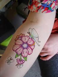 27 best feminine flowers tattoos images on pinterest flowers