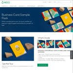 Moo 10 Free Business Cards Moo Deals Coupons And Vouchers Ozbargain