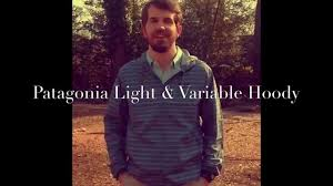 patagonia light and variable review patagonia men s light variable hoody youtube
