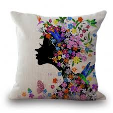 Butterfly Home Decor Square 18