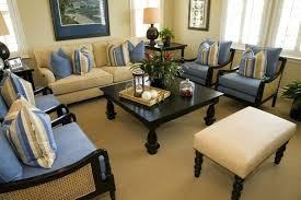 end tables decorating ideas a small nautical themed living room in