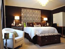 bedroom stunning bedroom decorating ideas brown decor bed