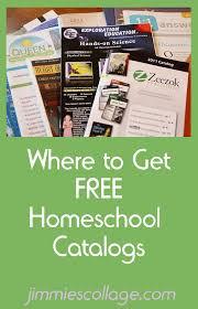 where to request homeschool catalogs