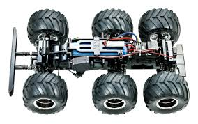cool monster truck videos tamiya introduces the konghead 6x6 monster truck liverc com r