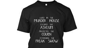 horror story four seasons tees teespring