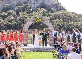 Barn Wedding San Luis Obispo Ashley U0026 Brian U0027s Holland Ranch Wedding San Luis Obispo San