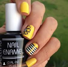 45 yellow nail art designs anime nails yellow nails and yellow