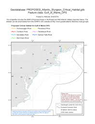Map Maine Data Download Greater Atlantic Regional Fisheries Office